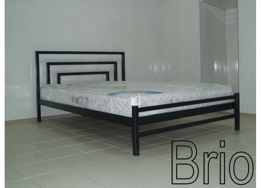 кровать из металла своими руками фото